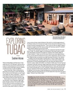 Weekend Getaway - Tubac